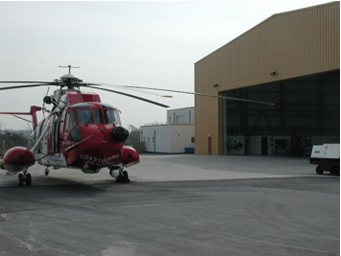 Waterford Regional Airport – SAR Hangar Development