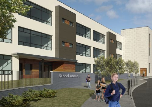 Carrickphierish Campus Development