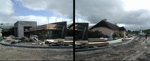 Quantity Surveyors Ireland-Blarney Woollen Mills